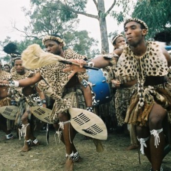 Ezulwini Game Lodge Zulu Dance