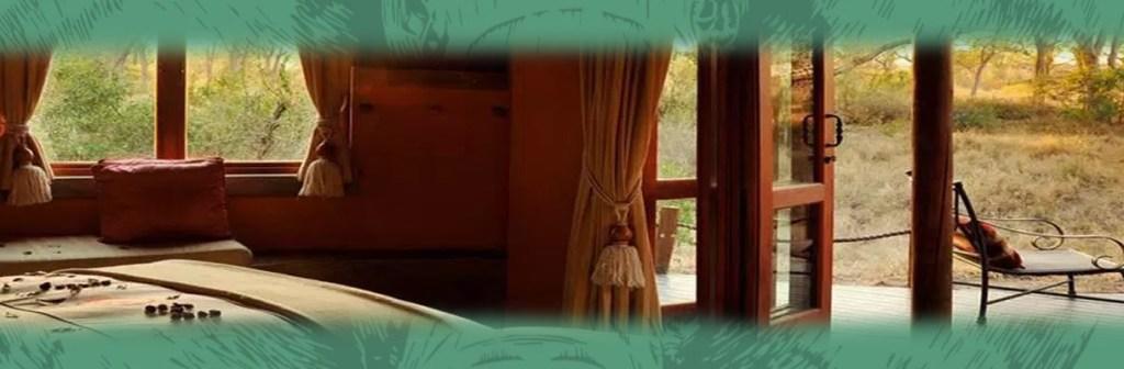 Hoyo Hoyo Safari Lodge Bedroom Warm Interior