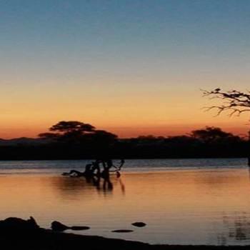 Hoyo-Hoyo Safari Lodge Sunset