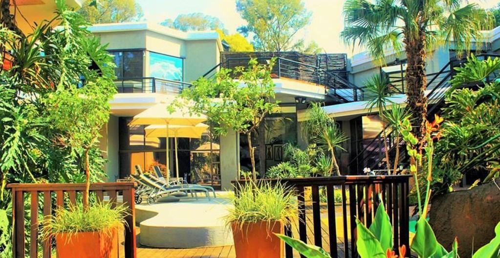 VILLA AFRICA BOUTIQUE HOTEL bg