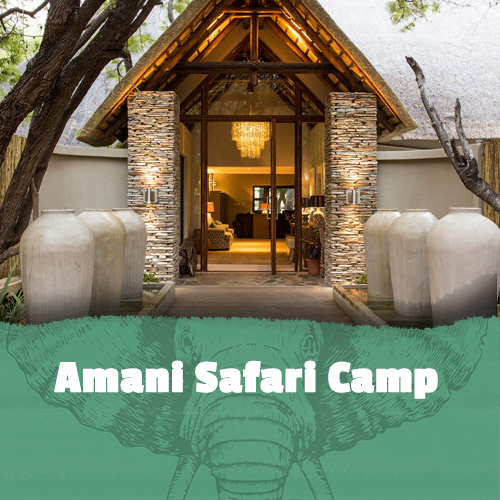 Amani Safari Camp Feature Image