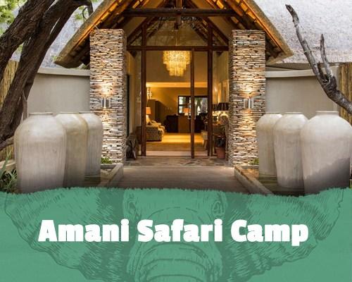 Amani Safari Camp Feature Image