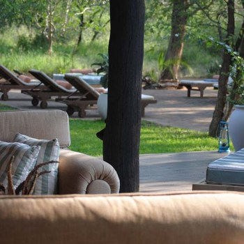 Chapungu Luxury Tented Camp Couches