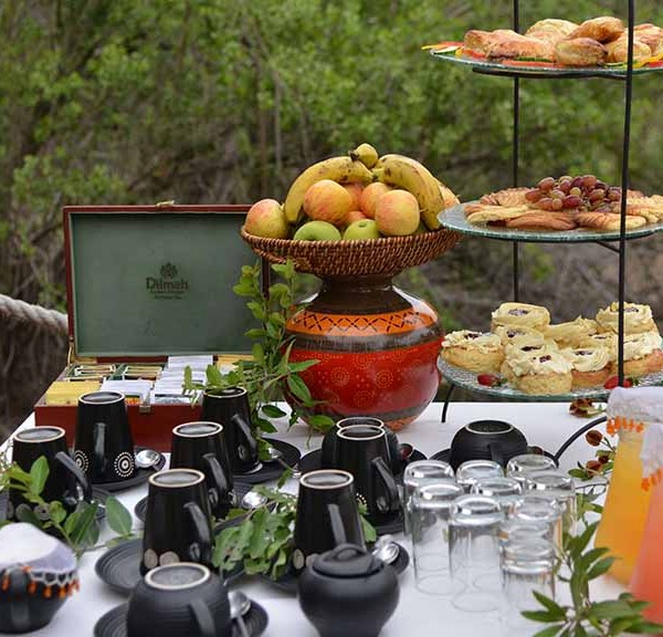 Hoyo Hoyo Safari Lodge Activities Breakfast