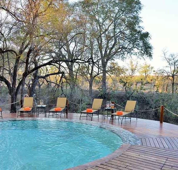 Hoyo Hoyo Safari Lodge Facilities Swimming Pool