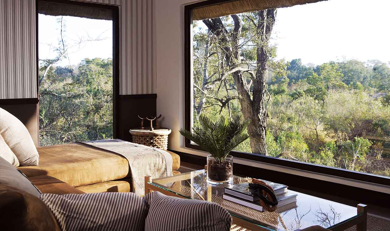 Londolozi Pioneer Camp Views