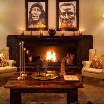 Monwana Game Lodge Lounge Seating