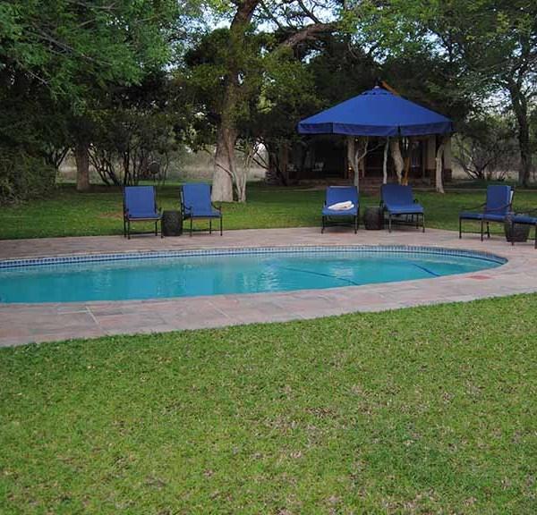 N'kaya Game Lodge Swimming Pool