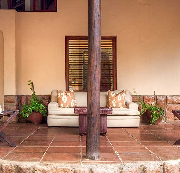 Serondella Game Lodge Accommodation Family Suite Terrace