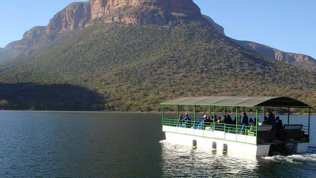 Shumbalala Game Lodge Blyde Canyon Boat Cruise