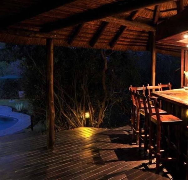 Waterbuck Game Lodge Bar