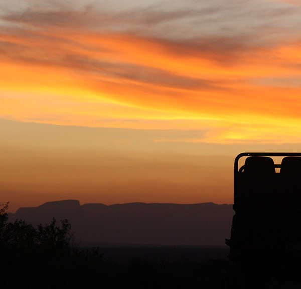 Waterbuck Game Lodge Sunset Game Drives