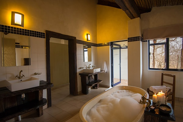 Baobab Ridge Suite Bathroom