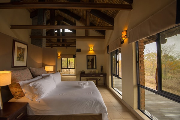 Baobab Ridge Suite Bedroom