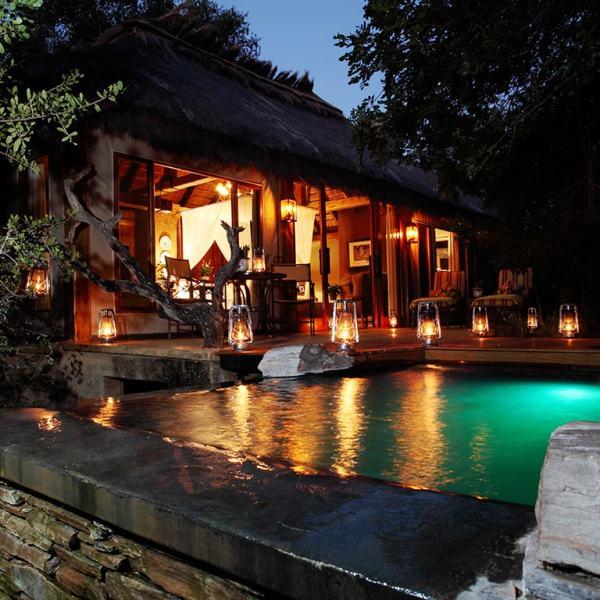 Camp Jabulani Pool
