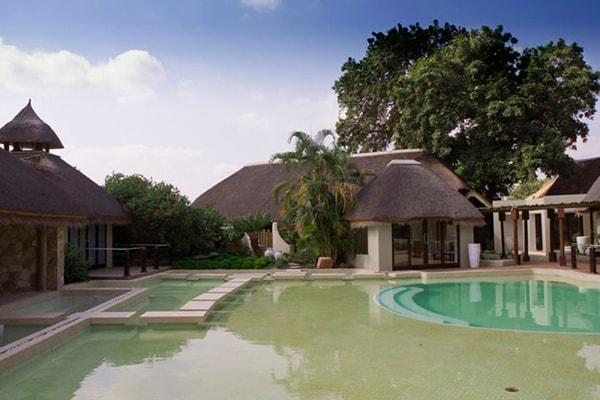 Hans Merensky Hotel & Spa Pool