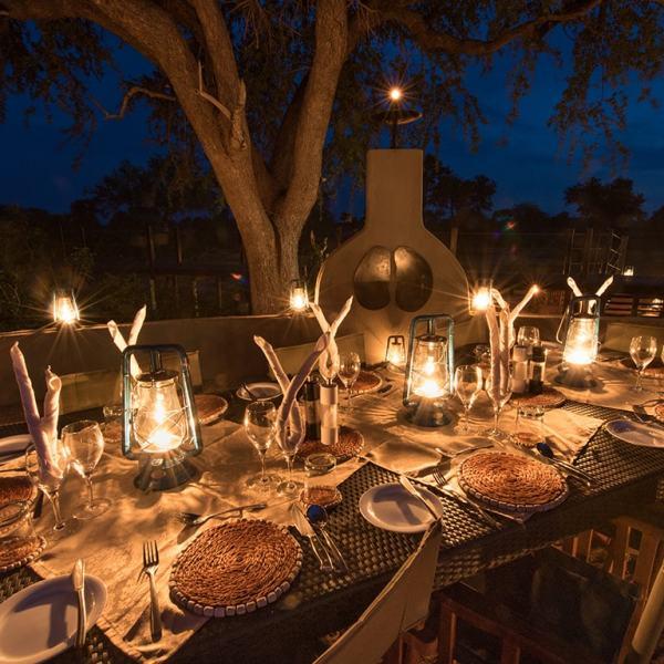 Kambaku River Sands Evening Dining