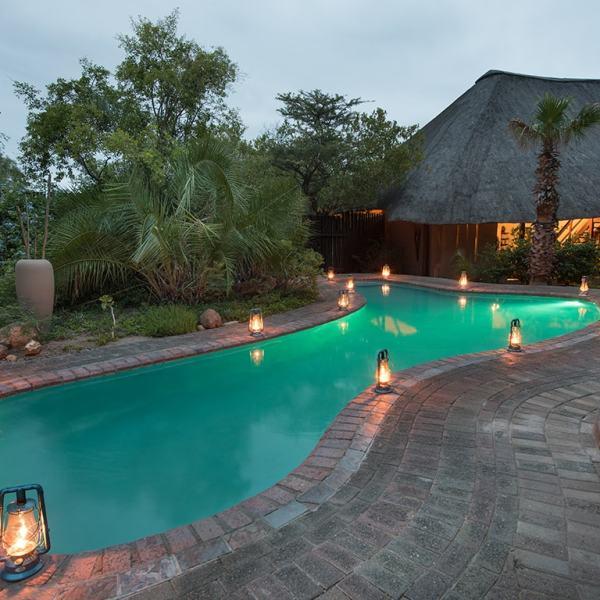 Kambaku Safari Lodge Pool