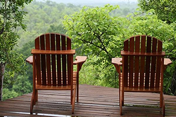 Kgoro Lodge View