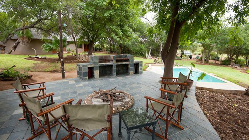 Klaserie Camps Nyeleti Camp Accommodation
