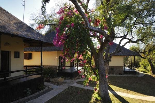 Kurhula Wildlife Lodge Guest Room Exterior