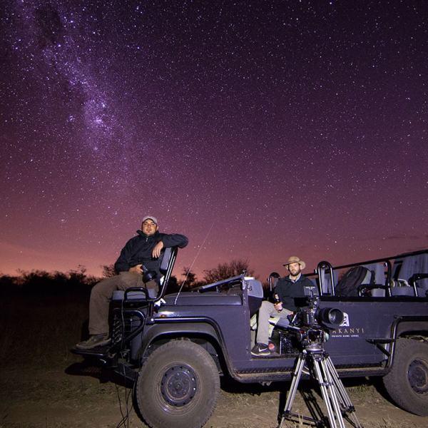 Makanyi Private Game Lodge Star Gazing Safari