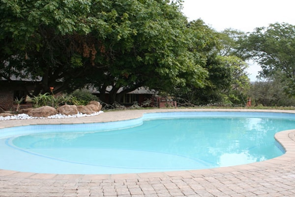 Mohlabetsi Safari Lodge Pool