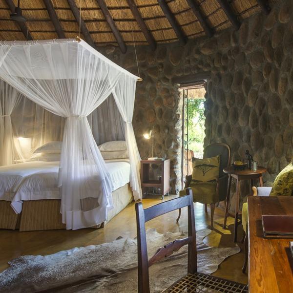 Motswari Geiger's Camp Luxury Room
