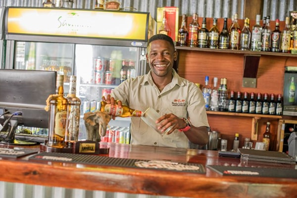 Nkambeni Safari Camp Bar