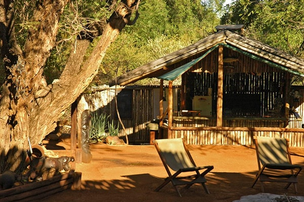 Pafuri River Camp Bar