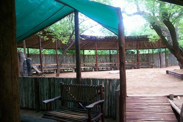 Pafuri River Camp Lapa