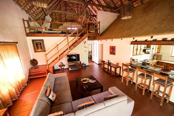 Sefapane Lodge Lounge