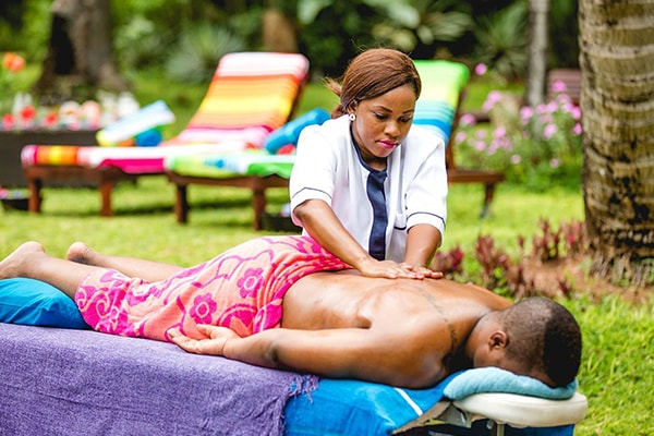 Sefapane Lodge Massage Treatment