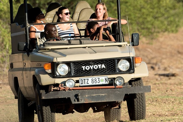 Sefapane River Lodge Game Drive Safari