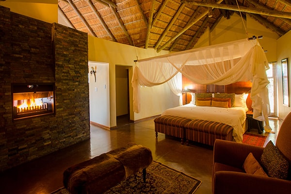 Shishangeni Private Lodge Bedroom