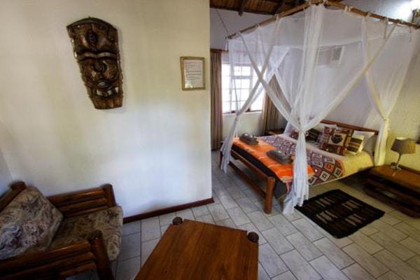 Tremisana Game Lodge Accommodation Bedroom