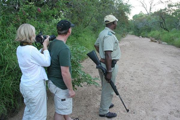 Umlani Bushcamp Guided Walk