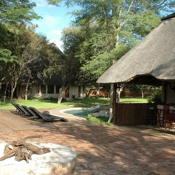 nDzuti Safari Camp Boma