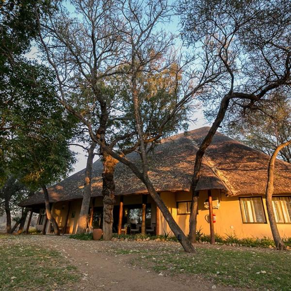 nDzuti Safari Camp Exterior