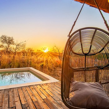 Ezulwini Resorts Sunrise Over Deck