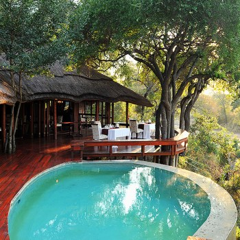 Imbali Safari Lodge Pool