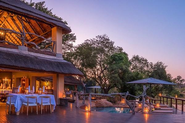 Jock Safari Lodge Lodge Exterior View