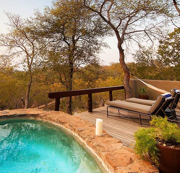 Little Garonga Pool Area