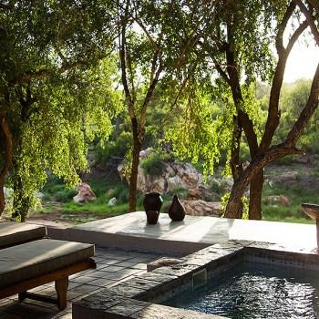 Machaton Private Camp Splash Pool