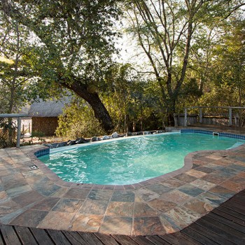 Rhino Post Safari Lodge Pool