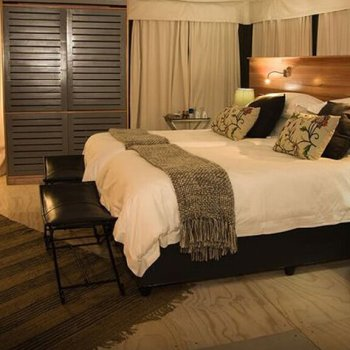 Simbavati Hilltop Lodge Luxury Safari Tent
