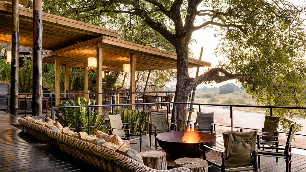 Singita Ebony Lodge Ebony Villa