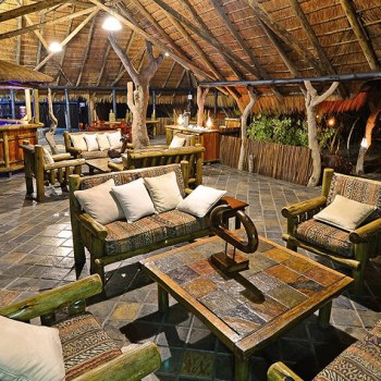 Tangala Safari Camp Lounge Area