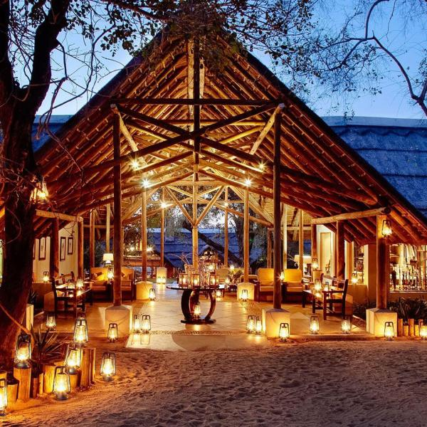 Thornybush Game Lodge Header Image