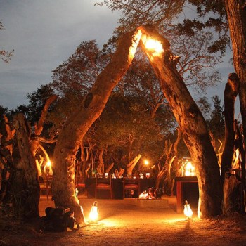 Tintswalo Safari Lodge Boma